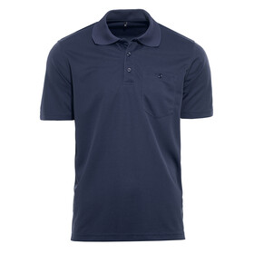 axant Alps Agion Active poloshirt Heren blauw